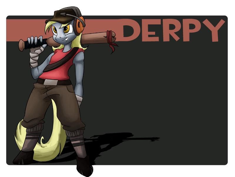 Derpy scout by Steel123