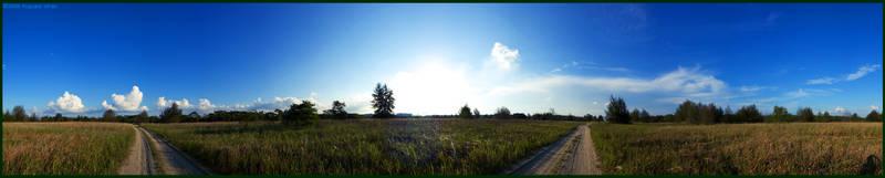 Punggol Grassland 360 by Togusa208