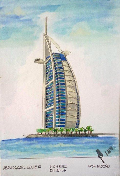 Burj Al Arab By Karlowee On Deviantart