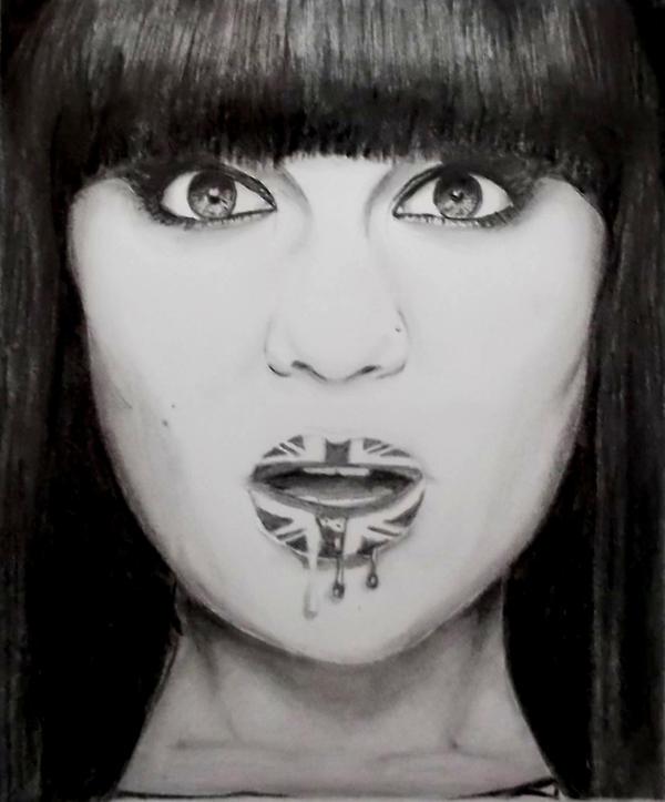 Jessie J by Karlowee