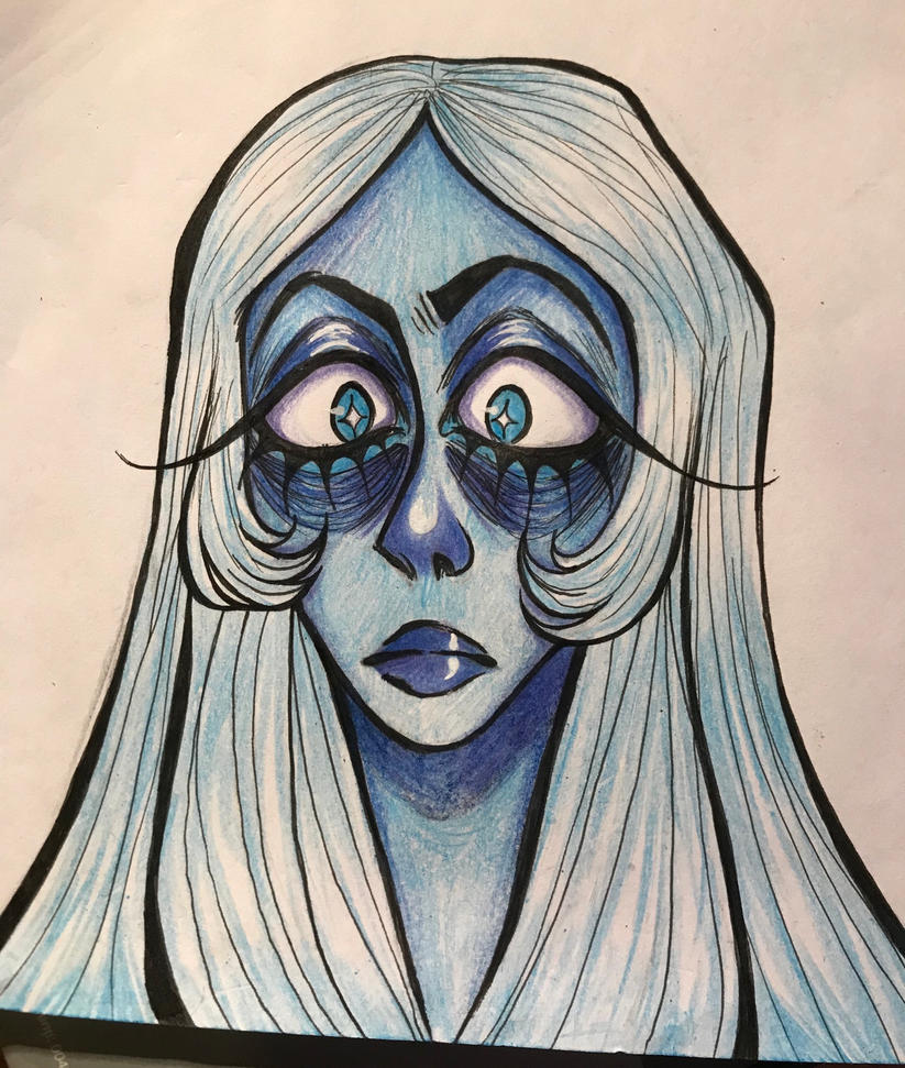 Blue Diamond from Steven Universe