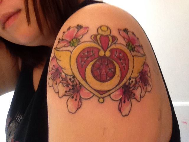 Sailor moon tattoo by zombieskayer on deviantart for Tattoo shops in reading pa
