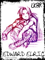 Edited- Edward Elric by lekabr