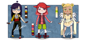 New Adopts - Batch 1 - AUCTION OPEN
