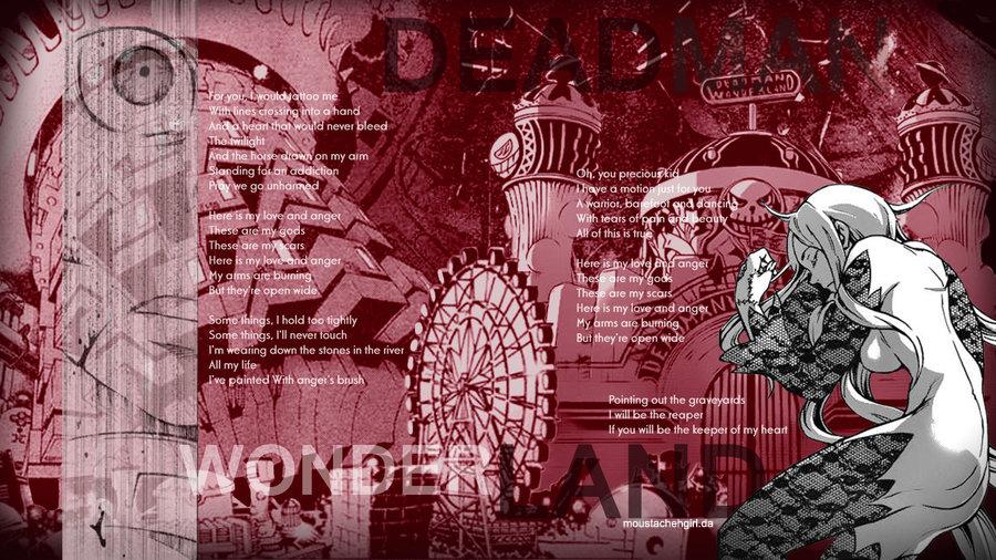 Deadman Wonderland Wallpaper Hd By Moustachehgirl On