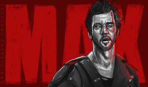 45 mins sketches - Mad Max