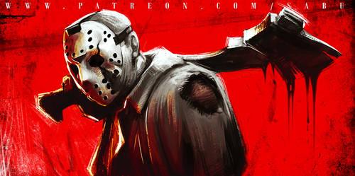 45 mins sketches - Jason