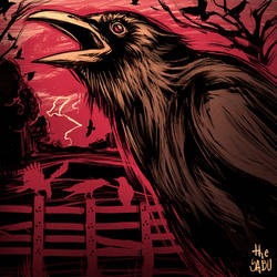 The Crow by SabuDN