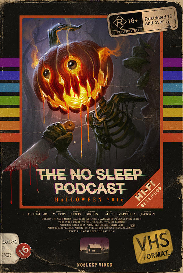 Nosleep Podcast - Halloween 2016