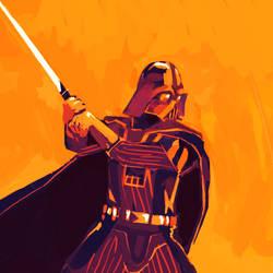Darth Vader by MehulSahai