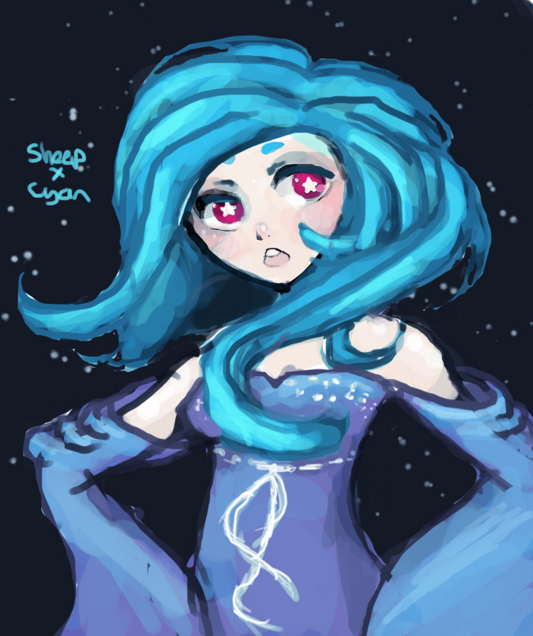 Starry Girl by SoothSheeper