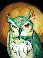 The Wisest Owl by SoothSheeper