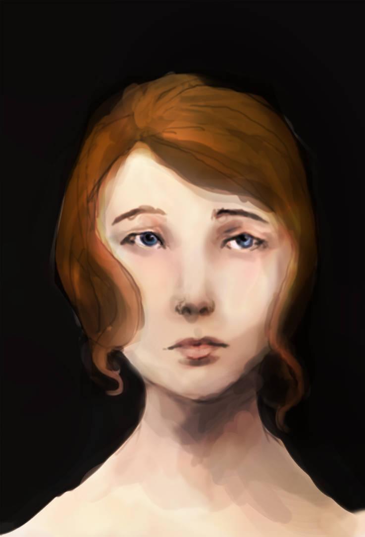 Color Sketch by SoothSheeper