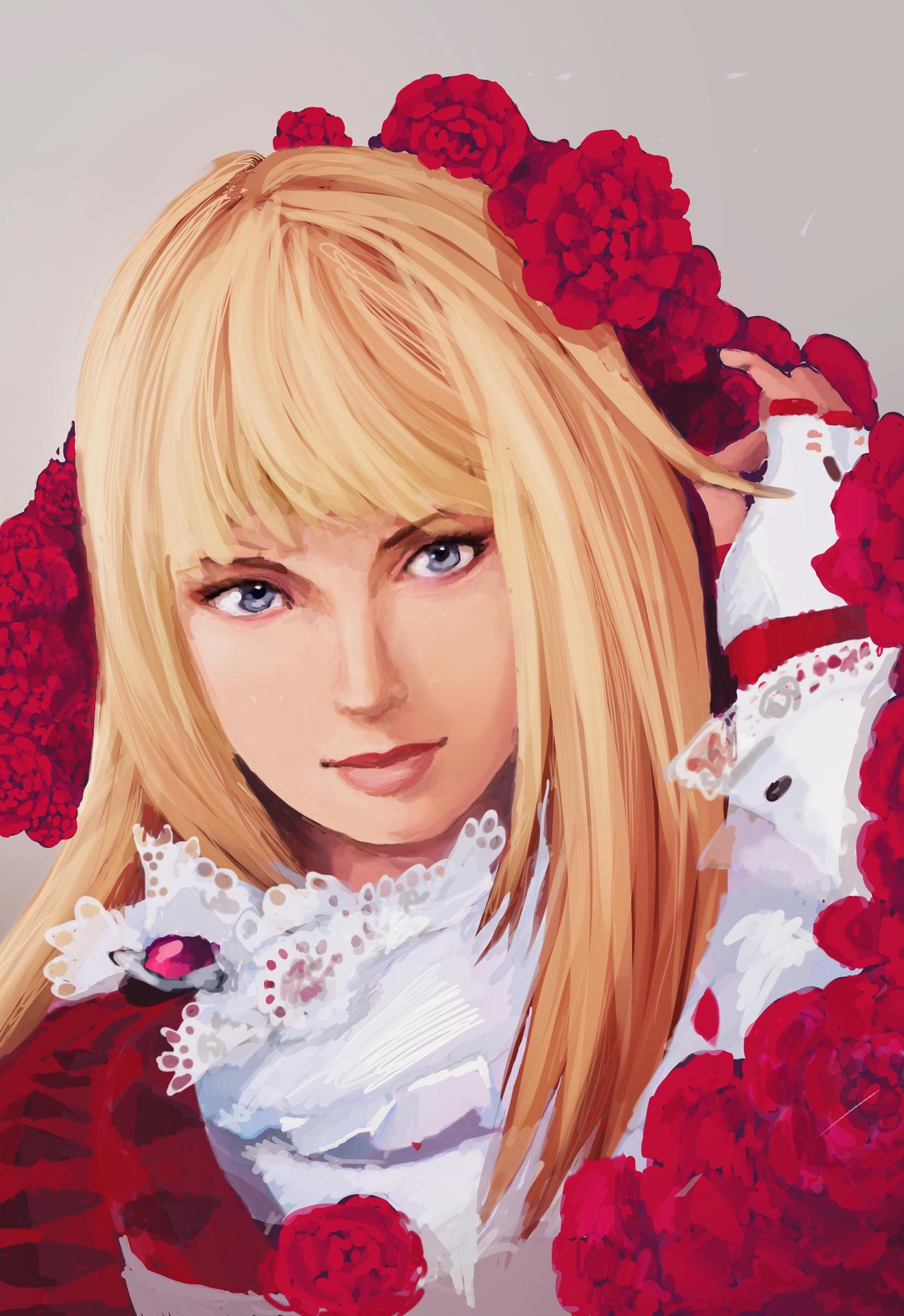 Lili Rochefort from Tekken by SoothSheeper