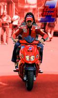 Casey Stoner Le Mans 2008