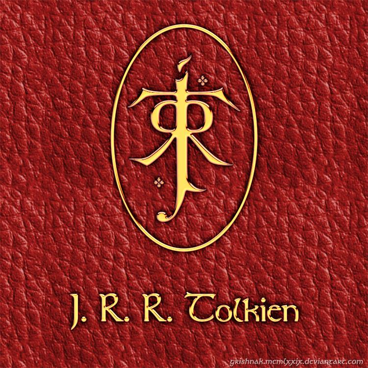 Jrr Tolkien Logo By Grishnak Mcmlxxix On Deviantart