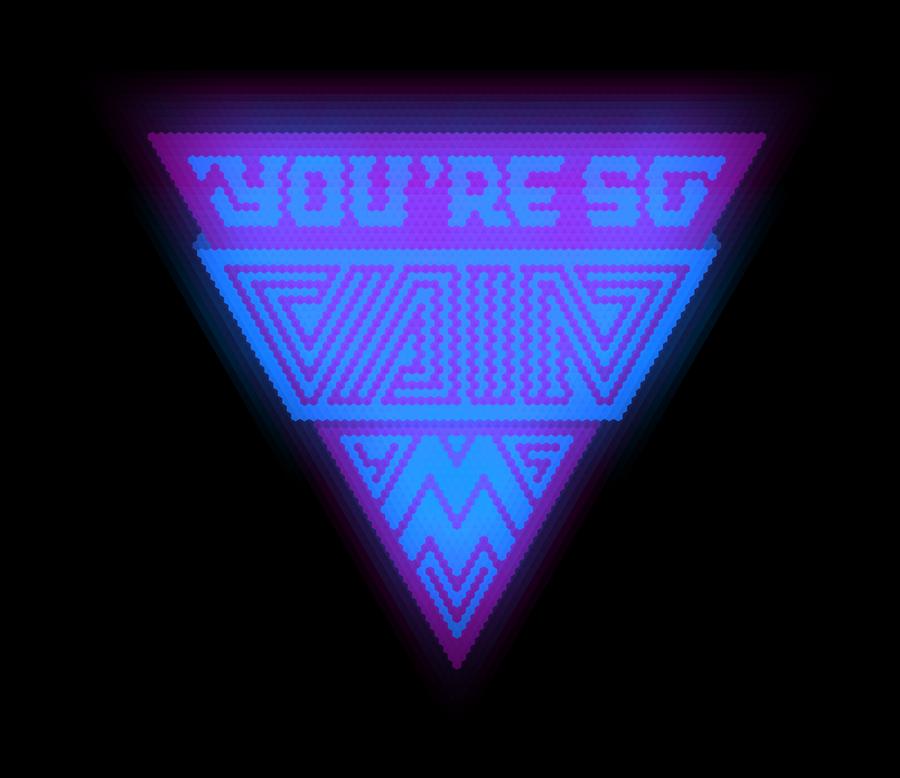 You're so vain logo by grishnak by grishnak-mcmlxxix