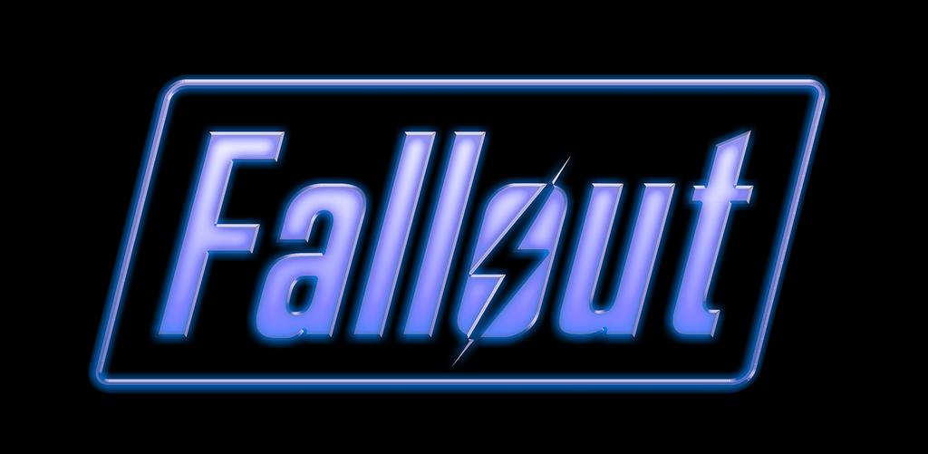 Fallout Logo Blue By Grishnak Mcmlxxix On Deviantart