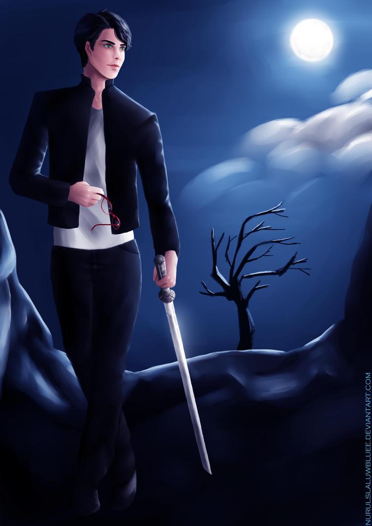 Under The Moonlight by NurulSlaluwBluee