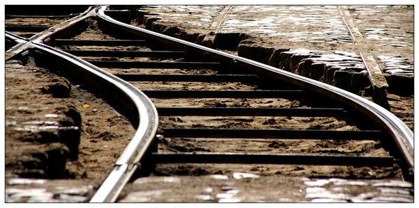 Every railway... by Maashellee
