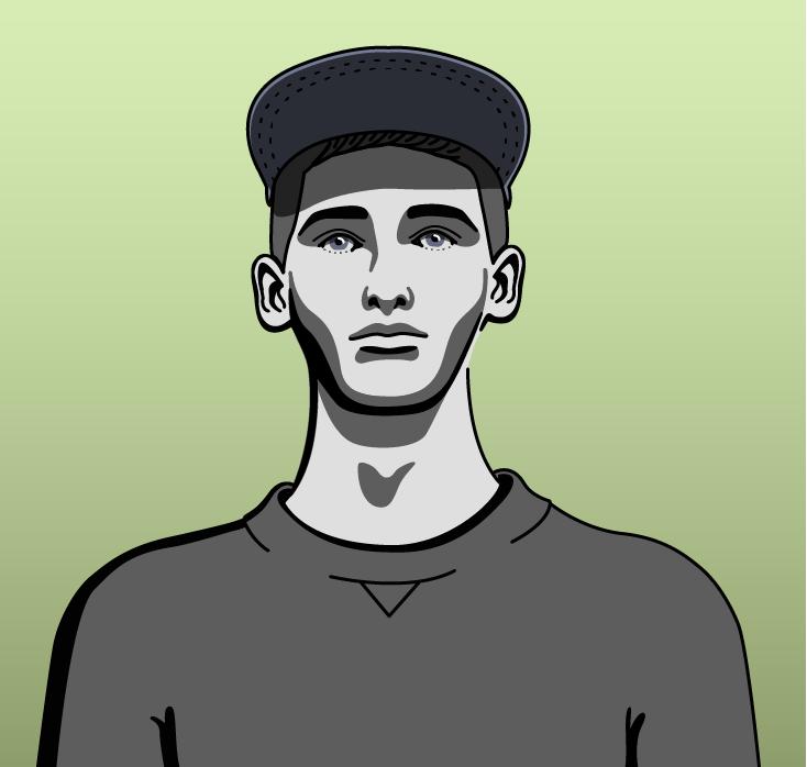 Portrait Practive by WildNW