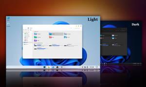 Windows 10  look like Windows 11