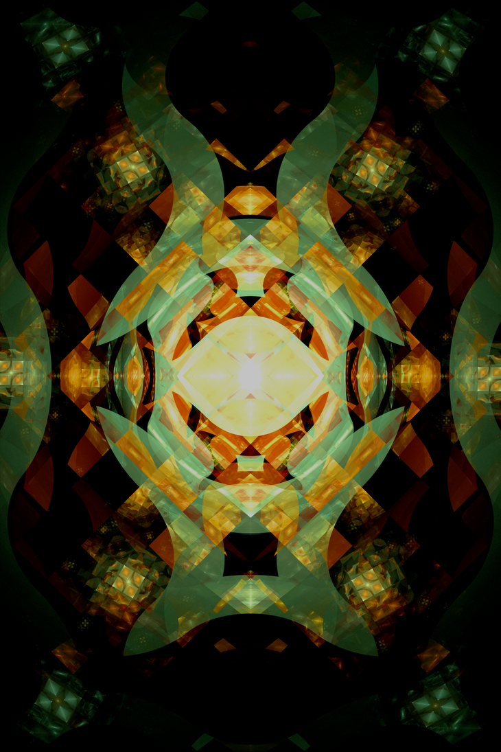 Truchet 2 by JahPickney