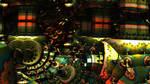 Rube Goldberg's Mailbox by JahPickney
