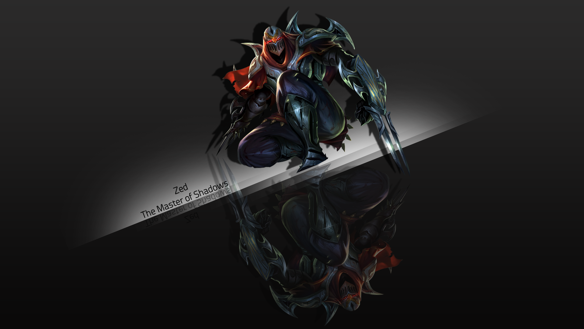 deviantART: More Like Zed - The Master of Shadows by Dwindlekin