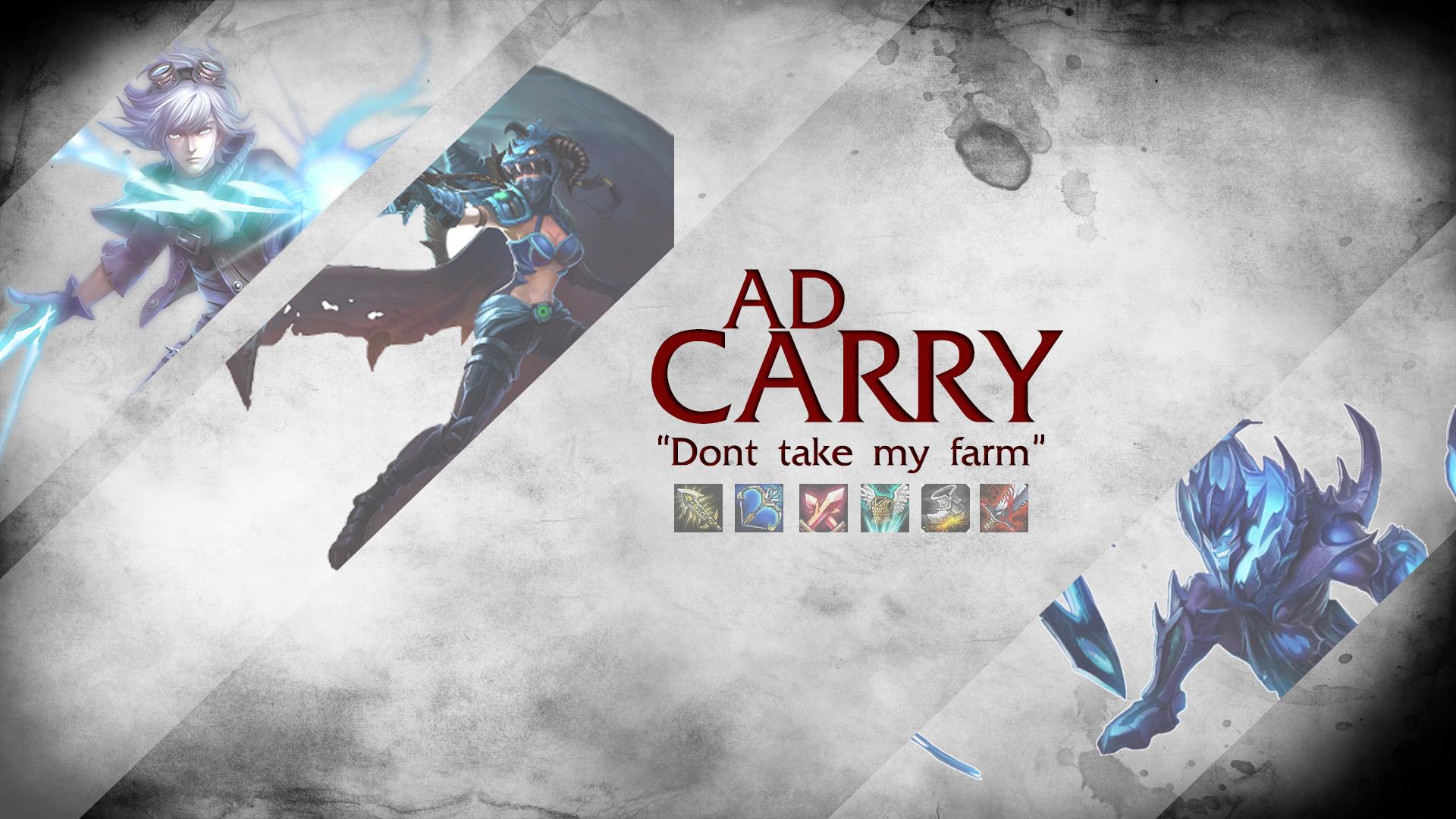 AD Carry by Dwindlekin