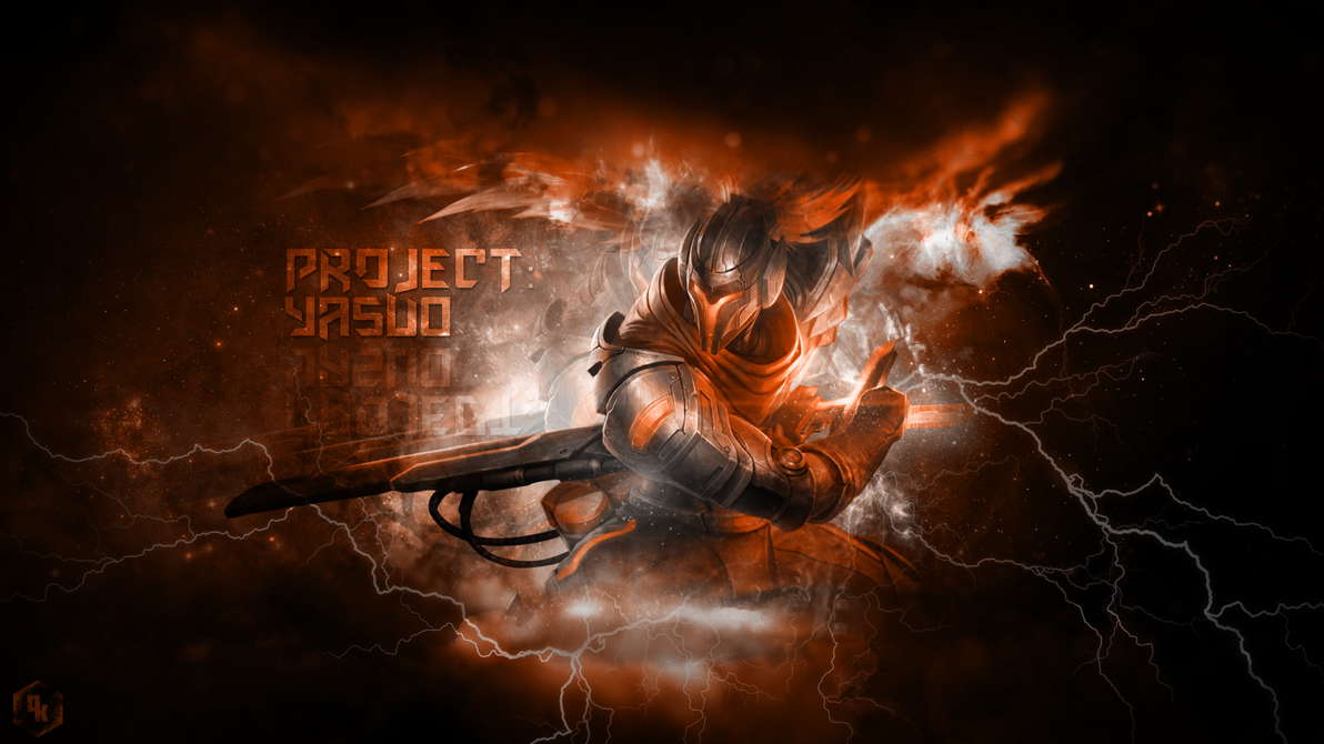 Project: Yasuo V2 by Xael-Design
