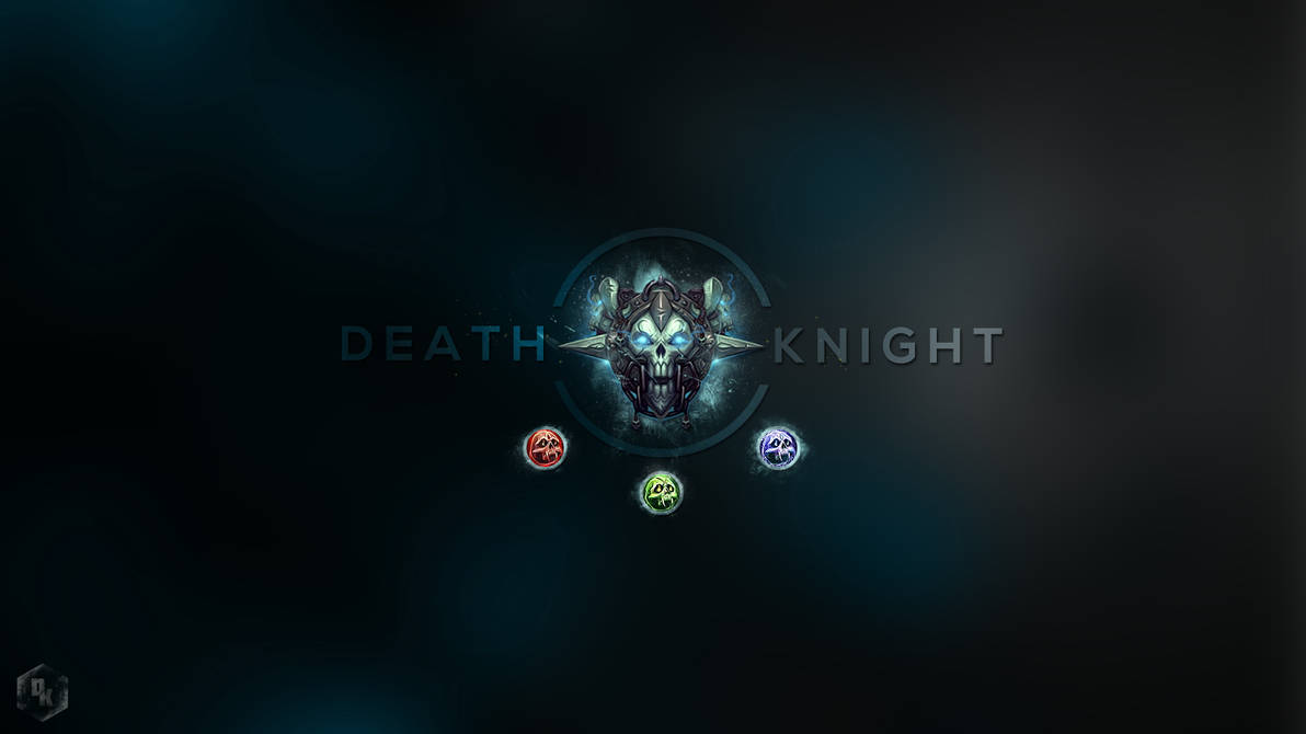 WoW: Death Knight by Xael-Design