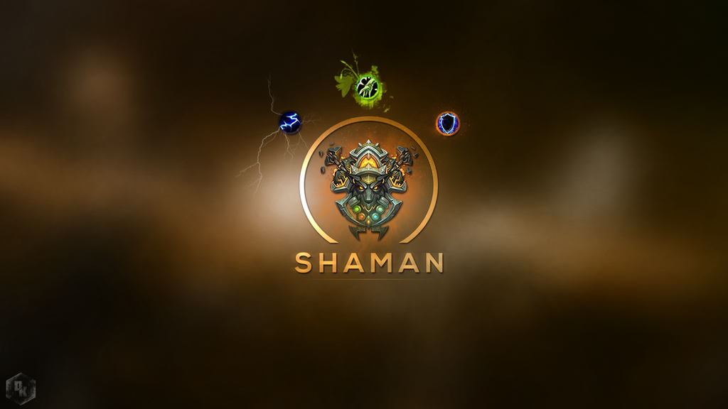 The gallery for --> Shaman Logo Wow