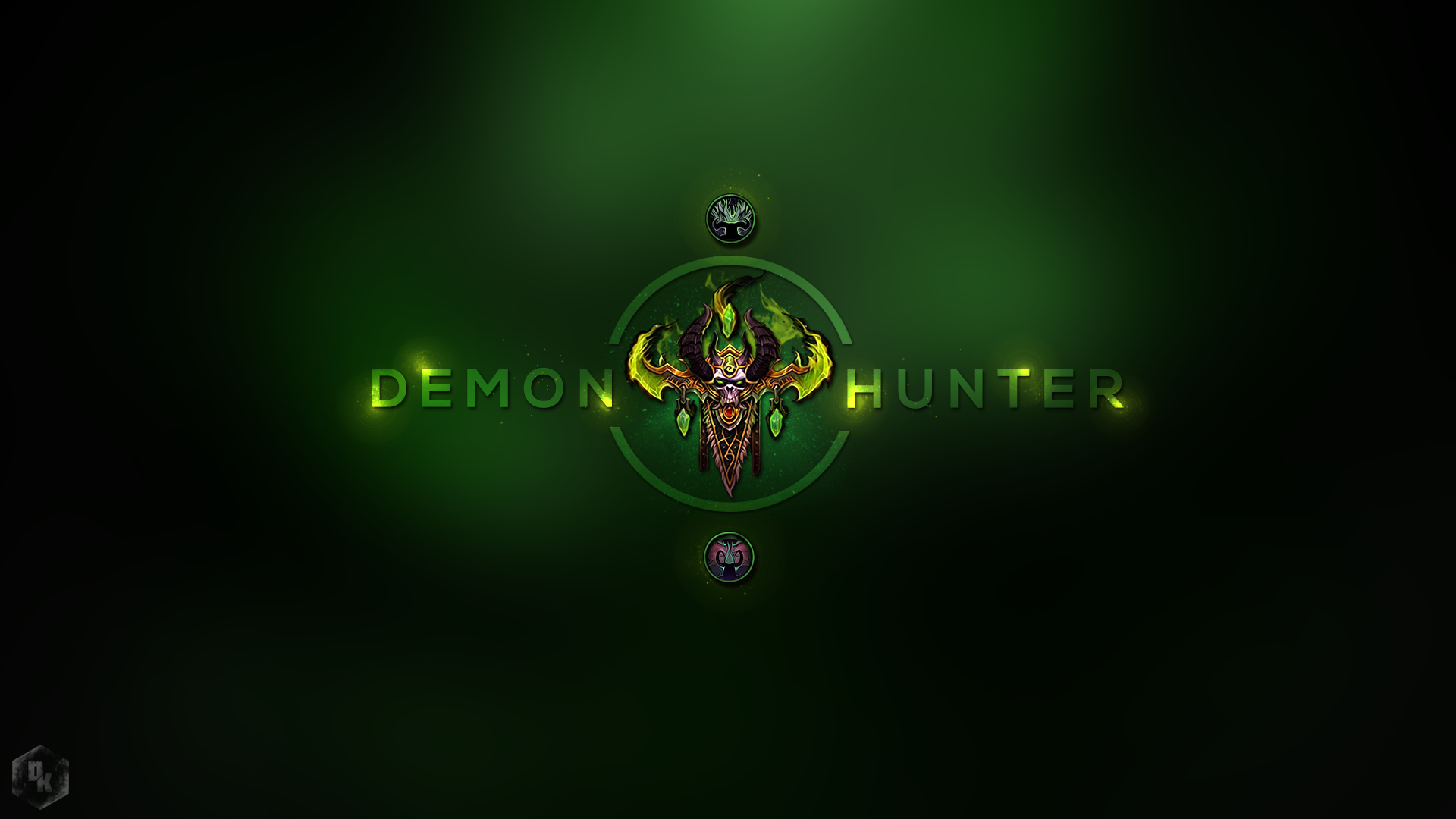 Wow Demon Hunter By Xael Design On Deviantart