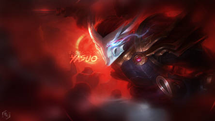 Blood Moon Yasuo by Xael-Design