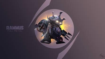 Full Metal Rammus [1440p] by Xael-Design