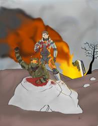 Freeman vs Master Chief