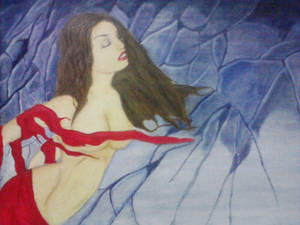 My first oil painting 1