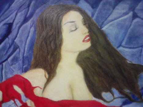 My first oil painting 2