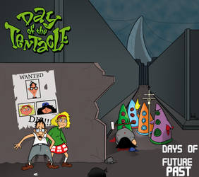 Day of Tentacle, Days of Future PAST
