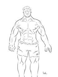 Hulk - Ink