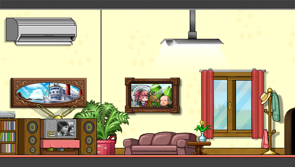 Animeloverbibi 86 25 Livingroom By