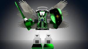 Septic Robot Final Form