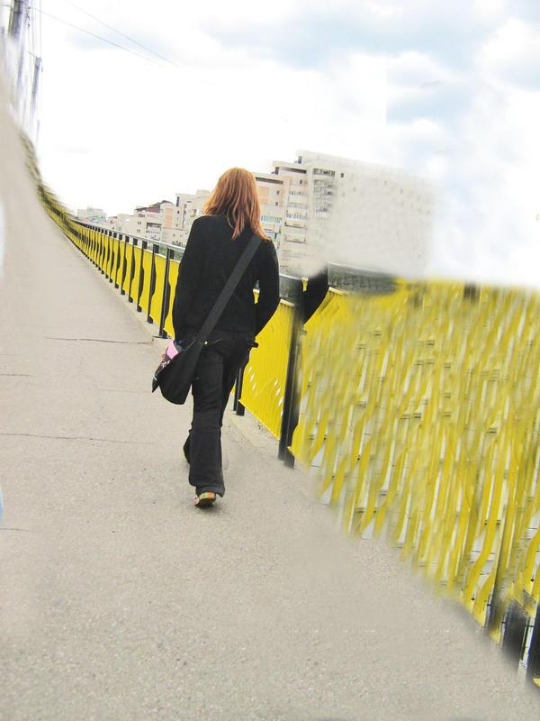 I walk alone by XxmeangirlxX