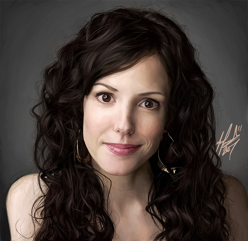 Nancy Botwin by GlacierFusion