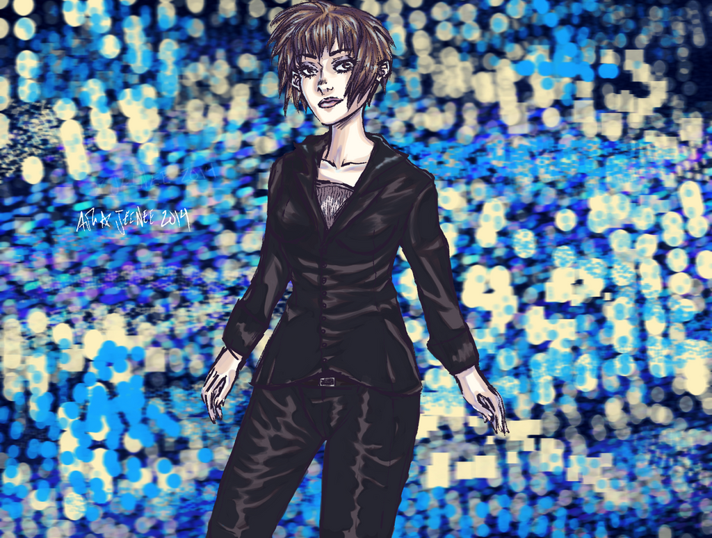 Akane by jeinee