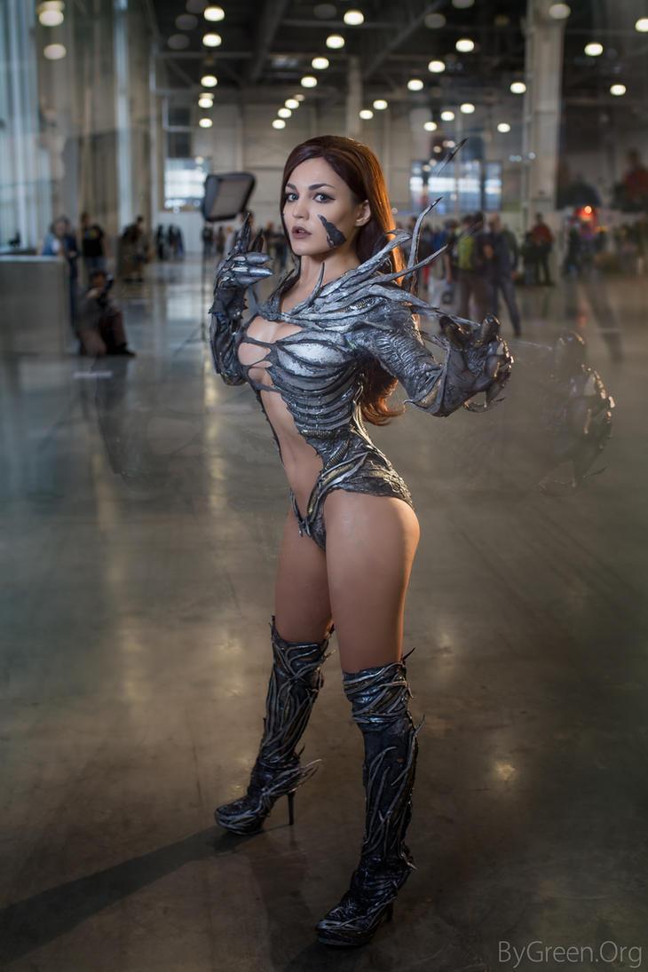 Fawx, Sophia witchblade cosplay nude