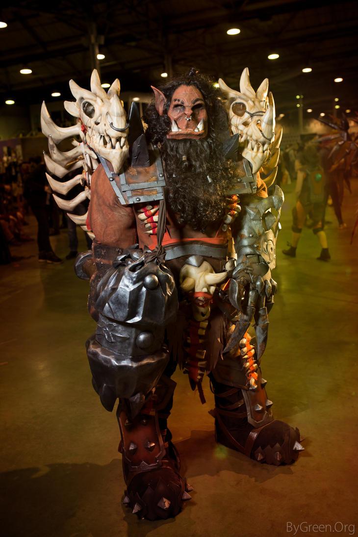 Blackhand, Warcraft by bygreenorg