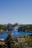 Salmon Bay Bridge 4 by kc7eph
