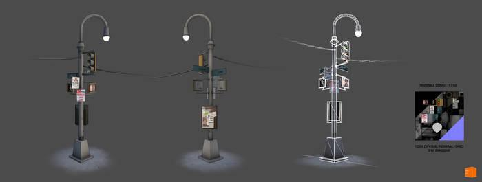 Signal Light Composition